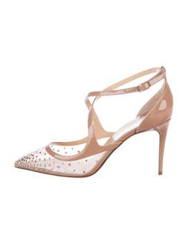Twistissima Strass 85 Pumps W/ Tags by Christian Louboutin
