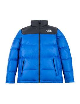 Boys Nupste Down Jacket   Blue by The North Face