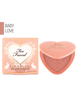 Too Faced Love Flush Blush 6g   Baby Love by Too Faced