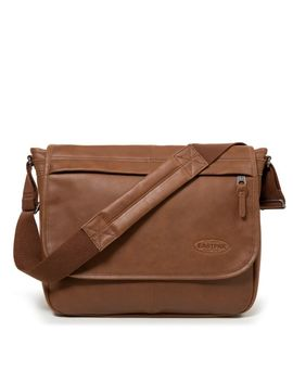Delegate Brownie Leather by Eastpak