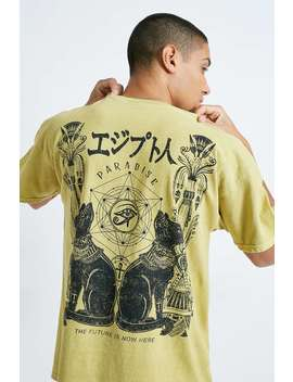 Uo Sand Graphic T Shirt by Urban Outfitters