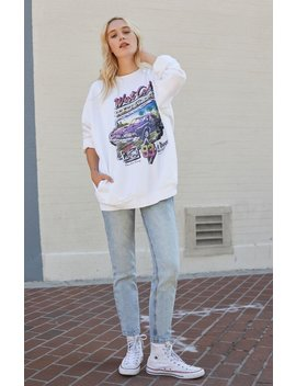 John Galt West Coast Crew Sweatshirt by Pacsun