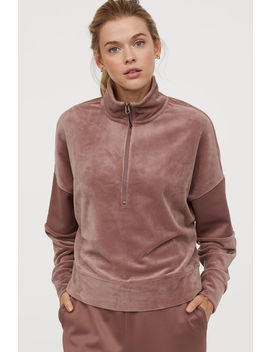 Top Training Zippé by H&M