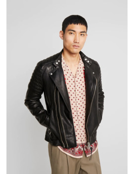 Rigby Biker   Leather Jacket by All Saints