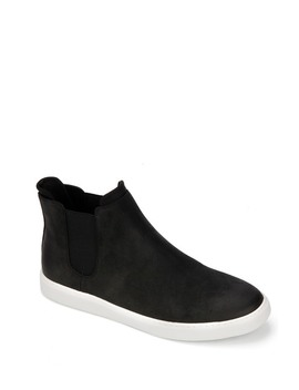Suede Chelsea Sneaker by Kenneth Cole Reaction