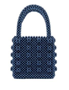 Antonia Beaded Tote Bag by Shrimps