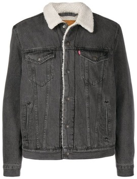Sherpa Lined Denim Jacket by Levi's