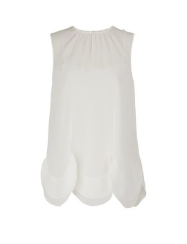 Sleeveless Blouse by Prada