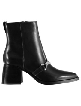 Rhye Leather Ankle Boot by All Saints