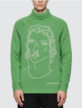 Sid Turtleneck Knitted Jumper by Casablanca