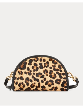 Haircalf Bleecker Crossbody by Ralph Lauren