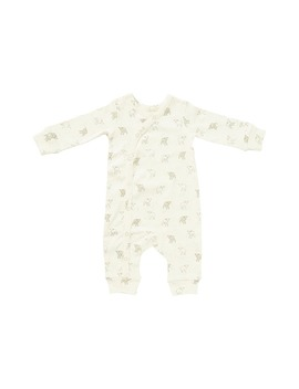 Little Lamb Organic Cotton Romper by Pehr