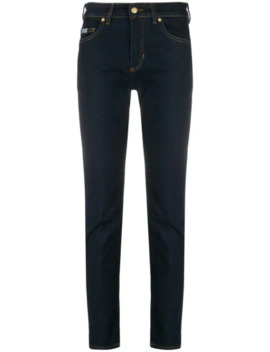 Straight Fit Jeans by Versace Jeans Couture