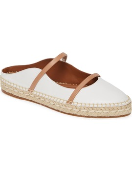 Siena Espadrille Flat by Malone Souliers