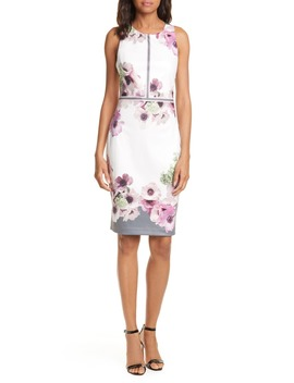 Nanina Cocktail Dress by Ted Baker London