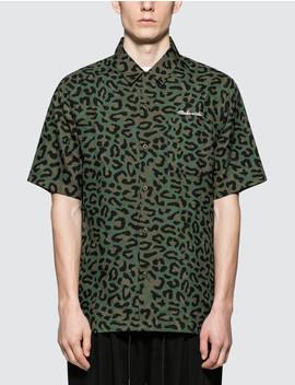 Camo Summer Shirt by Maharishi