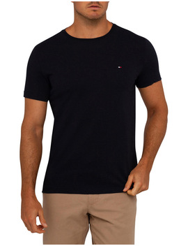 Tommy May Crew T Shirt by Tommy Hilfiger