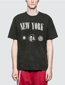 New York Souvenir S/S T Shirt by Alexander Wang