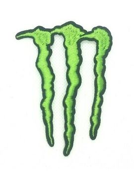 Patch Monster Energy Embroidered Sew Iron On Patches Applique Patch 337 by Ebay Seller