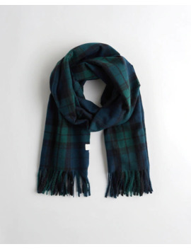 Woven Scarf by Hollister