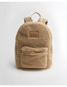 Sherpa Backpack by Hollister