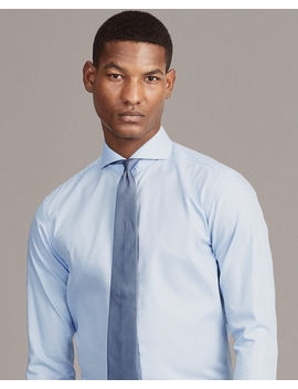 Micro Houndstooth Shirt by Ralph Lauren