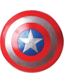 "Captain America 3 Captain America Shield 12"" Child Halloween Accessory by Generic"