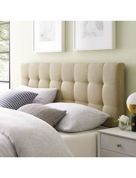 Francis Upholstered Panel Headboard by Joss & Main