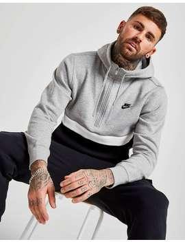 Nike Club Half Zip Hoodie by Jd Sports