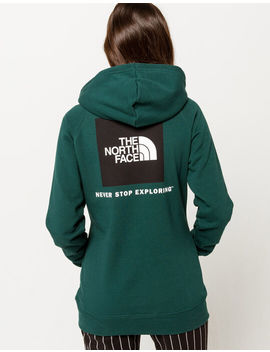 The North Face Red Box Pine Womens Hoodie by The North Face
