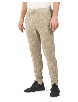 Rival Fleece Camo Joggers by Tj Maxx