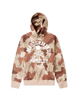 Mastermind World College Skull Popover Hoody by Mastermind World's