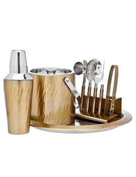 9 Piece Gold Bar Set by Home Depot