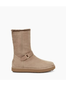 Classic Berge Short Suede by Ugg
