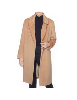 Alpalca/Wool Blend Coat by Orchard Mile