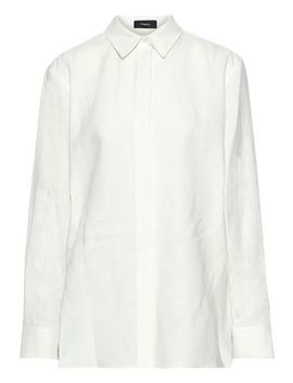 Linen Shirt by Theory