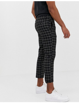 New Look   Geruite Broek by New Look