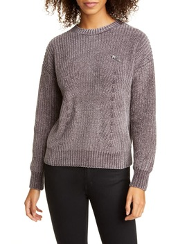Innia Chenille Sweater by Ted Baker London