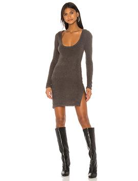 Terri Dress In Nightshade by Majorelle