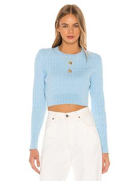 Poppy Sweater In Blue by Lpa