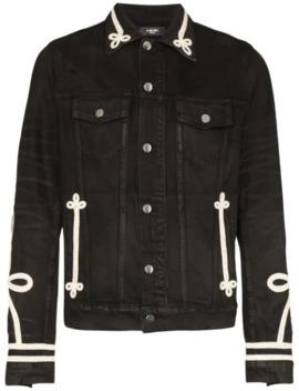 Cord Denim Jacket by Amiri