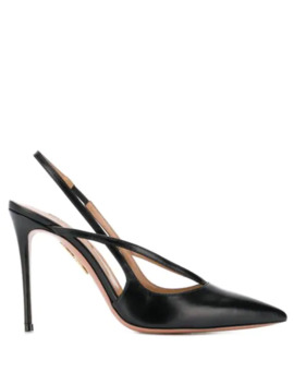 Soul Slingback Pumps by Aquazzura