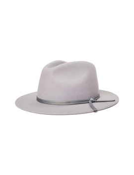 Coleman Wool Fedora by Brixton