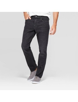 Men's Athletic Fit Relaxed Jeans   Goodfellow & Co™ by Goodfellow & Co