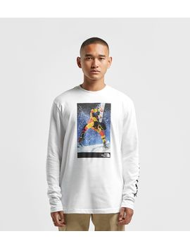 The North Face '94 Rage Long Sleeve Graphic T Shirt by The North Face