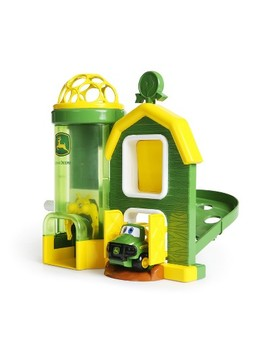Go Grippers John Deere Barn Playset by Oball