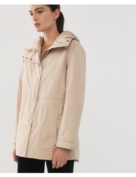 Parka Curta De Mulher Com Costuras Termosseladas by Lloyd's