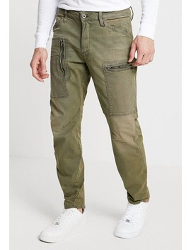 Powel 3 D Straight Tapered Pm Coj   Cargohose by G Star