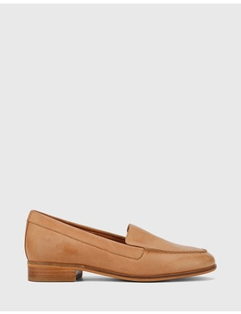 Havarra Square Toe Loafers by Wittner