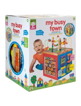Alex Toys Alex Jr. My Busy Town Activity Center by Alex Toys